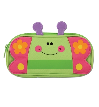 Stephen Joseph Pencil Pouch - Butterfly
