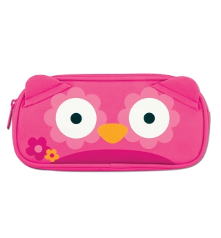 Stephen Joseph Pencil Pouch - Owl
