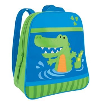 Stephen Joseph Go Go Bag - Alligator