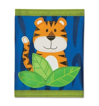 Stephen Joseph Wallet - Tiger