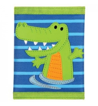 Stephen Joseph Wallet - Alligator