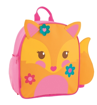 Stephen Joseph Mini Sidekick Backpack - Fox