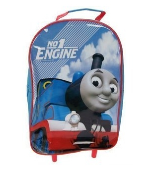 Thomas Heroes Trolley Bag