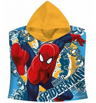 "Marvel ""Spider-Man"" Hooded Towel"