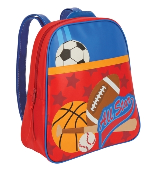 *NEW DESIGN*Stephen Joseph Go Go Bag - Sports