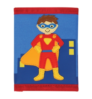 Stephen Joseph Wallet - Superhero