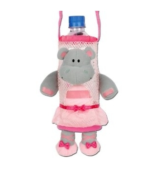 Stephen Joseph Bottle Buddy - Hippo