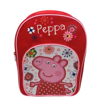 Peppa Pig Tropical Arch Backpack