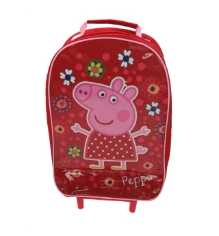 Peppa Pig Tropical Trolley Bag