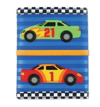 Stephen Joseph Wallet - Race Car