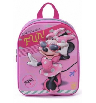 Disney Minnie Mouse 3D Backpack