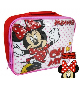 Deluxe Disney Minnie Mouse Character Lunch Bags