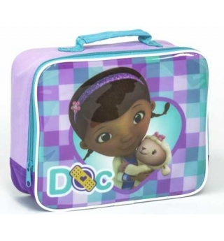 e83e5c51406e Disney Doc McStuffins Lunch Bag - Juz Kidz Online