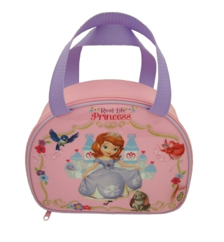 Sofia the First Lunchbag (Pink)