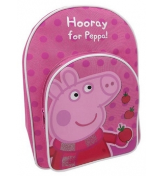 Peppa Pig Hooray Backpack
