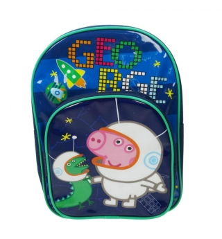 George Pig Space Arch Backpack