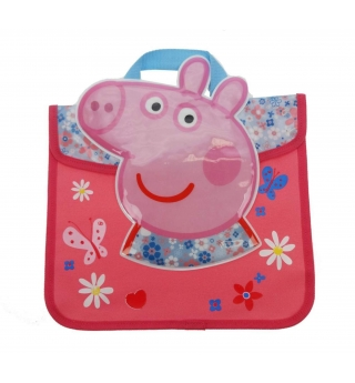 Peppa Pig Home Sweet Home Book Bag